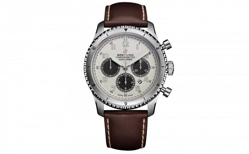 Breitling Declares The Cooperation With MR PORTER By Launching A Limited Edition UK Navitimer 8 Aviator B01 Chronograph Fake Watch