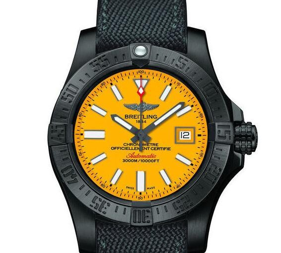 Top-Quality UK Breitling Chronomat Avenger II Seawolf Replica Watches With Extraordinary Waterproofness