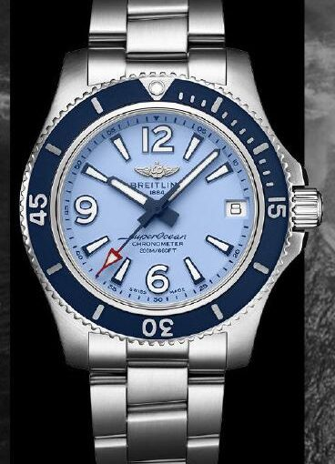 Exquisite Fake Breitling Superocean 36 Watches Bring Fashion To Ladies