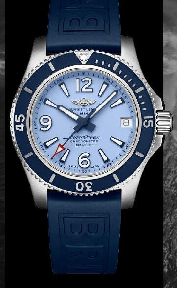 Swiss replication watches for best sale are fresh with blue straps.