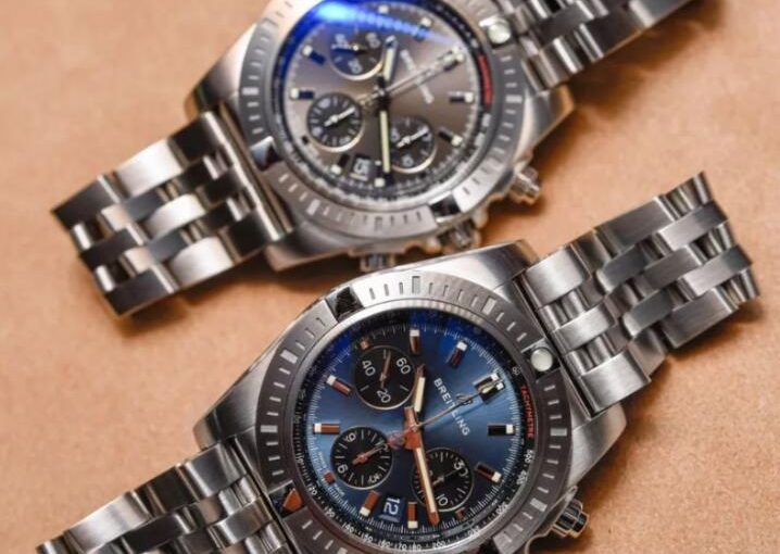 Delicate Breitling Chronomat Fake Watches Present New Looks