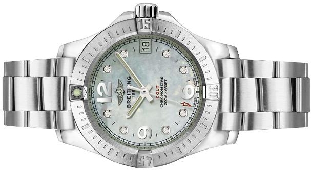 UK Exquisite Fake Breitling Colt A7738811 Watches For Sale