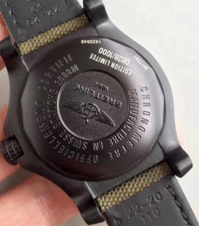 Rare Fake Breitling Avenger Seawolf II Boelcke Limited Edition Watches Adapt To Tough Men