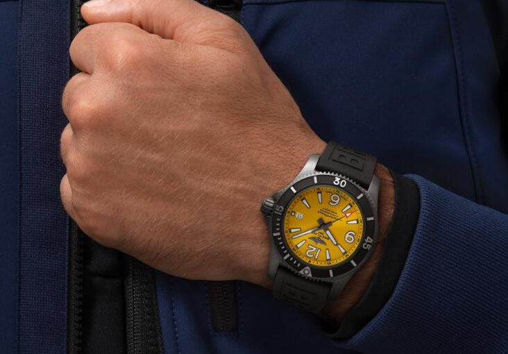 Fascinating Replica Breitling Superocean Watches Forever Bring Vitality To Life