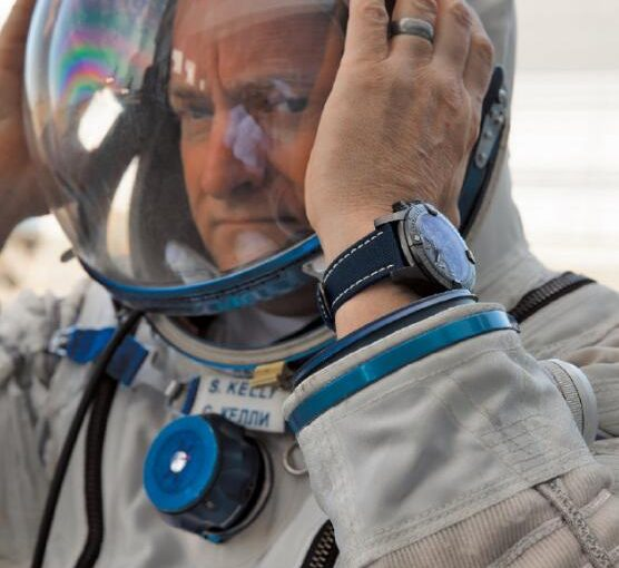 High-end Fake Breitling Super Avenger Chronograph 48 Night Mission Watch Loved By Scott Kelly
