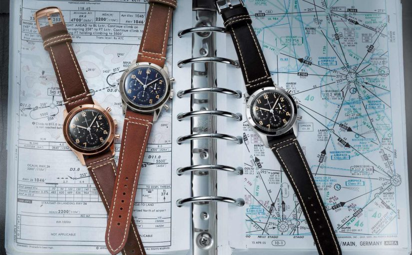 Introduction Of Appealing Watches Fake Breitling AVI Ref.765 UK