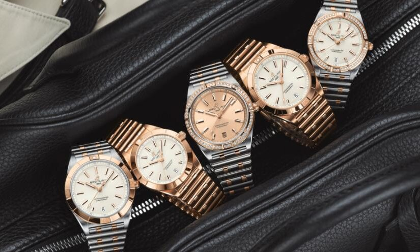 Best Breitling's Georges Kern Releases a Redesigned Chronomat Fake Watch UK