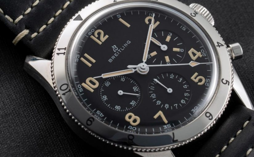 Buying Guide: The Best UK Replica Breitling Watches From The 1950s