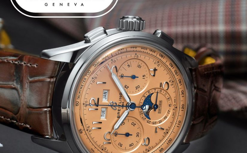 We Haven't Seen a UK Quality Replica Breitling Watch Like This Since the 1940s