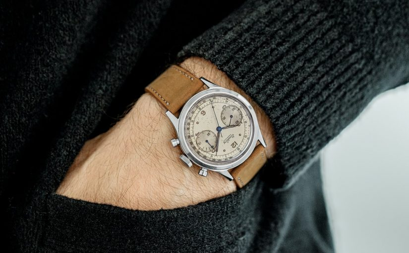 1940s Best AAA Quality Replica Breitling Premier Chronograph Ref. 777 UK Sale
