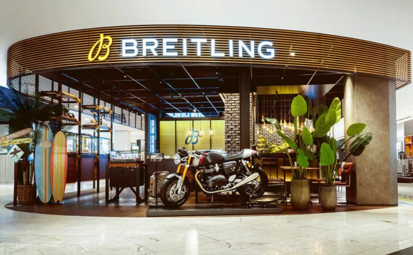 UK AAA High-quality Super Clone Breitling's Partnership With Triumph Motorcycles Set A New Standard?