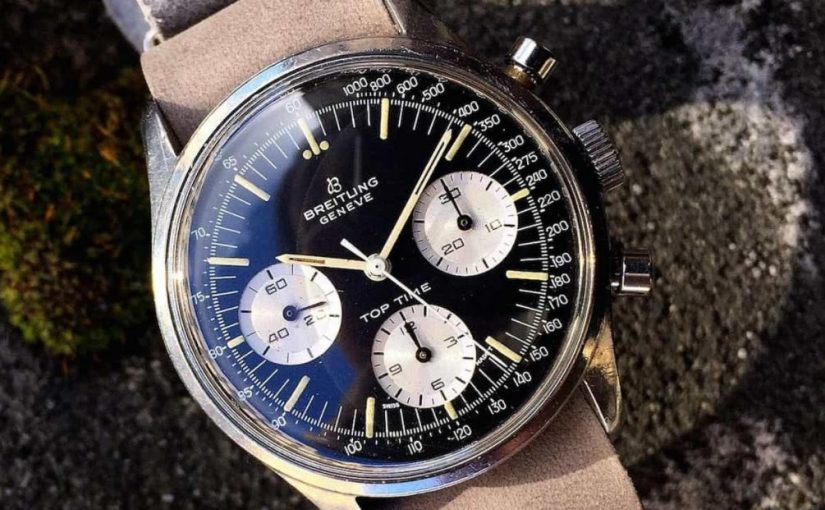 Introducing Swiss Made Replica Breitling Top Time Ref. 810 UK Online
