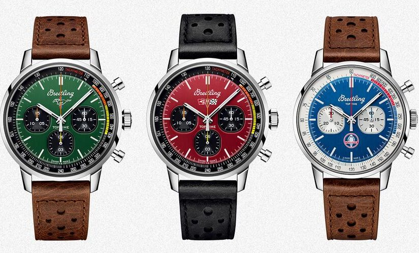 If You're A Cobra, Mustang Or Corvette Guy, Breitling Has Perfect UK Fake Watches For You
