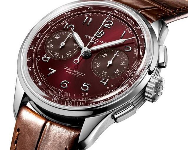 Celebration Of Three Generations With UK Replica Breitling Watches For Sale